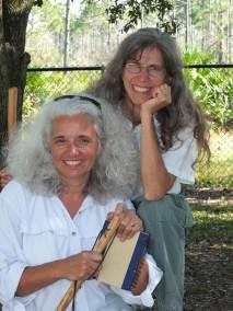 Brenda and me at CREW