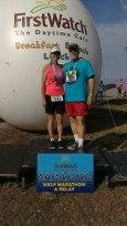After Sarasota Half Marathon