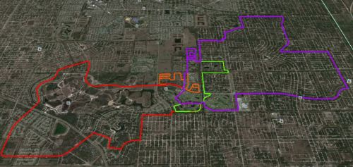 Bike Routes near home