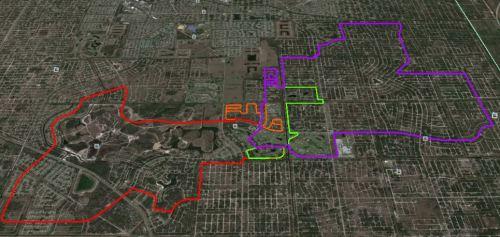 Bike Routes near home