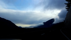 Columbia River Gorge from I-84