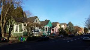 Portland houses