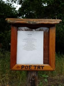 Poetry box