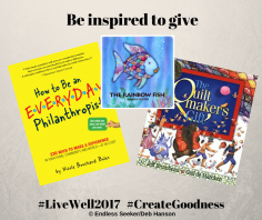 Day 106 favorite books about giving