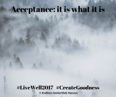 Day 110 Acceptance