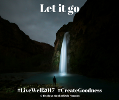 Day 113 let it go