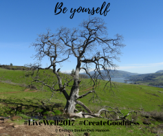 Day 92 be yourself
