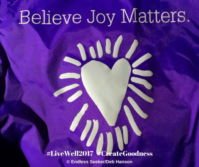 Day 125 joy matters