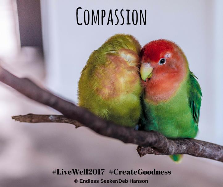 Day 150 compassion