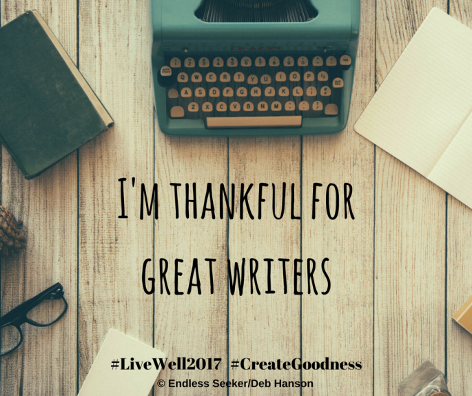 Day 157 writers