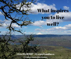 Day 189 resources for living well