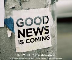 Day 205 Good news Monday