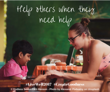 Day 210 help others