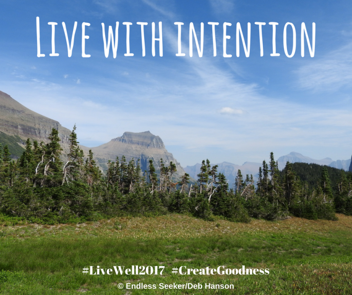Day 267 live with intention