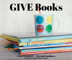 Day 336 give books