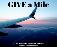 Day 337 Give a mile