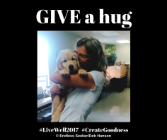 Day 342 Give a hug