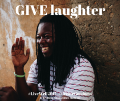 Day 348 give laughter