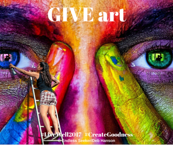 Day 354 give art